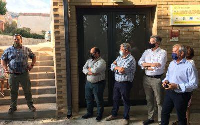 Peralejos (Teruel) abre las puertas de su renovado centro de interpretación de la Sierra de Castelfrío